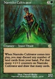 Magic the Gathering Torment Singles 4x Nantuko Cultivator UNPLAYED (NM/MT)