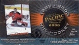 1999/00 Pacific Hobby Hockey Wax Box