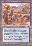 Magic the Gathering Alliances Single Soldevi Excavations - NEAR MINT (NM)