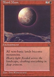 Magic the Gathering Chronicles Single Blood Moon - NEAR MINT (NM)