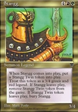 Magic the Gathering Chronicles Single Stangg - NEAR MINT (NM)