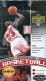 1998/99 Upper Deck Series 2 MJ Access Basketball Hobby Box