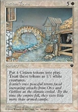 Magic the Gathering Fallen Empires Single Icatian Town - NEAR MINT (NM)