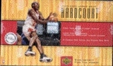 1999/00 Upper Deck Hardcourt Basketball Hobby Box