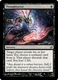 Magic the Gathering Lorwyn Single Thoughtseize UNPLAYED (NM/MT)