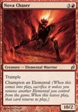Magic the Gathering Lorwyn Single Nova Chaser - SLIGHT PLAY (SP)