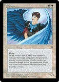 Magic the Gathering Ice Age Single Seraph UNPLAYED (NM/MT)