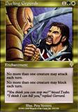 Magic the Gathering Invasion Single Dueling Grounds - NEAR MINT (NM)