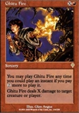 Magic the Gathering Invasion Single Ghitu Fire - NEAR MINT (NM)