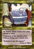 Magic the Gathering Invasion Single Teferi's Moat - NEAR MINT (NM)