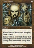 Magic the Gathering Invasion Single Tsabo's Web - NEAR MINT (NM)