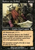 Magic the Gathering Judgment Single Balthor the Defiled - SLIGHT PLAY (SP)