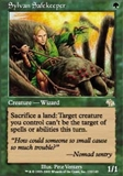 Magic the Gathering Judgment Single Sylvan Safekeeper - NEAR MINT (NM)
