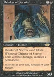 Magic the Gathering Legions Singles 4x Drinker of Sorrow UNPLAYED (NM/MT)
