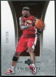2004/05 Upper Deck Exquisite Collection #1 Al Harrington /225