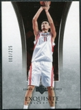 2004/05 Upper Deck Exquisite Collection #12 Yao Ming /225