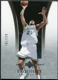 2004/05 Upper Deck Exquisite Collection #26 Jamaal Magloire /225
