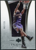 2004/05 Upper Deck Exquisite Collection #31 Shawn Marion /225