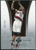2004/05 Upper Deck Exquisite Collection #32 Shareef Abdur-Rahim /225