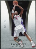 2004/05 Upper Deck Exquisite Collection #38 Chris Bosh /225