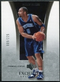 2004/05 Upper Deck Exquisite Collection #40 Carlos Boozer /225