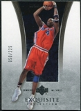 2004/05 Upper Deck Exquisite Collection #42 Antawn Jamison /225