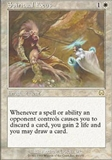 Magic the Gathering Mercadian Masques Single Spiritual Focus - NEAR MINT (NM)