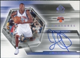 2004/05 Upper Deck SP Authentic Signatures #CR Jamal Crawford Autograph