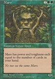 Magic the Gathering Mirage Single Maro UNPLAYED (NM/MT)