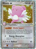Pokemon Unseen Forces Single Blissey ex 101/115