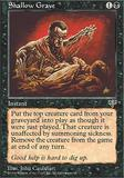 Magic the Gathering Mirage Single Shallow Grave UNPLAYED (NM/MT)