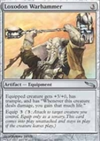 Magic the Gathering Mirrodin Single Loxodon Warhammer UNPLAYED (NM/MT)