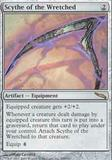 Magic the Gathering Mirrodin Single Scythe of the Wretched UNPLAYED (NM/MT)
