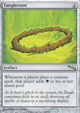 Magic the Gathering Mirrodin Single Tangleroot - NEAR MINT (NM)