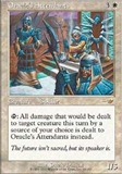 Magic the Gathering Nemesis Single Oracle's Attendants - NEAR MINT (NM)
