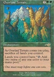 Magic the Gathering Nemesis Single Overlaid Terrain UNPLAYED (NM/MT)