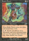 Magic the Gathering Nemesis Single Rathi Assassin UNPLAYED (NM/MT)