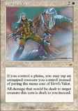 Magic the Gathering Nemesis Single Sivvi's Valor - NEAR MINT (NM)