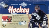 2001/02 Upper Deck Vintage Hockey Hobby Box
