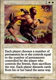 Magic the Gathering Odyssey Single Balancing Act UNPLAYED (NM/MT)