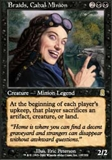 Magic the Gathering Odyssey Single Braids, Cabal Minion - NEAR MINT (NM)
