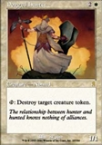 Magic the Gathering Odyssey Single Dogged Hunter UNPLAYED (NM/MT)