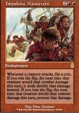 Magic the Gathering Odyssey Singles 4x Impulsive Maneuvers UNPLAYED (NM/MT)
