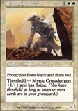 Magic the Gathering Odyssey Single Mystic Crusader UNPLAYED (NM/MT)