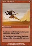 Magic the Gathering Odyssey Single Need for Speed UNPLAYED (NM/MT)