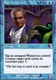 Magic the Gathering Odyssey Single Patron Wizard Foil