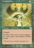 Magic the Gathering Onslaught Single Heedless One UNPLAYED (NM/MT)