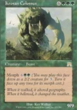 Magic the Gathering Onslaught Single Krosan Colossus UNPLAYED (NM/MT)