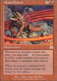 Magic the Gathering Onslaught Single Mana Echoes - NEAR MINT (NM)