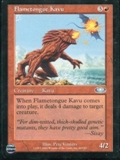 Magic the Gathering Planeshift Single Flametongue Kavu - SLIGHT PLAY (SP)